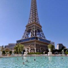 Отель Paris Las Vegas спортивное сооружение