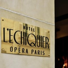 Hotel L'Echiquier Opéra Paris MGallery by Sofitel сауна