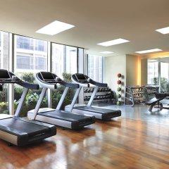 Отель The Westin Guangzhou Гуанчжоу фитнесс-зал фото 2