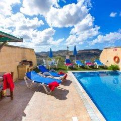 Отель Pergola Farmhouses Мальта, Шаара - отзывы, цены и фото номеров - забронировать отель Pergola Farmhouses онлайн бассейн фото 3
