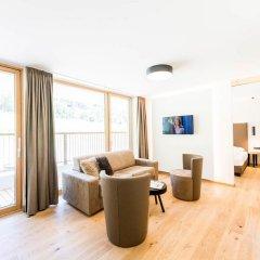 Отель Villa Waldkonigin Горнолыжный курорт Ортлер комната для гостей фото 5