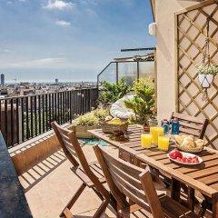 Апартаменты Sweet Inn Apartments Sagrada Familia балкон