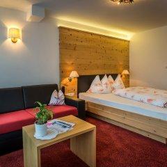 Отель Pension Restaurant Rosmarie Горнолыжный курорт Ортлер комната для гостей фото 3