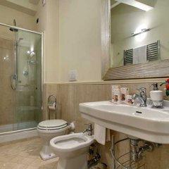 Отель Orlando Palace Apartments Италия, Флоренция - отзывы, цены и фото номеров - забронировать отель Orlando Palace Apartments онлайн ванная