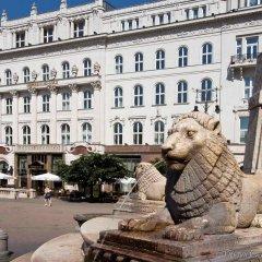 Отель Mercure Budapest Castle Hill Будапешт