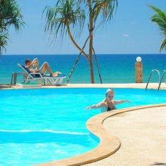 Отель Lanta Nice Beach Resort Ланта бассейн фото 3