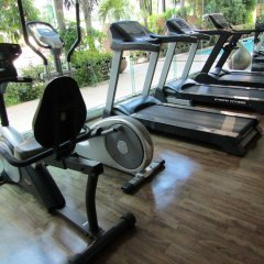 Nova Platinum Hotel фитнесс-зал фото 2
