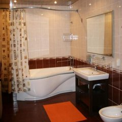 Гостиница Азалия ванная фото 2