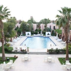 Отель Karam Palace Марокко, Уарзазат - отзывы, цены и фото номеров - забронировать отель Karam Palace онлайн бассейн фото 3