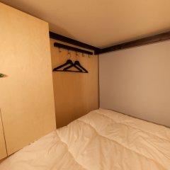 Отель Inno Family Managed Hostel Roppongi Япония, Токио - отзывы, цены и фото номеров - забронировать отель Inno Family Managed Hostel Roppongi онлайн сейф в номере