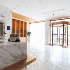 Отель Beijing Fu Lu Qian Yuan Hotel Китай, Пекин - отзывы, цены и фото номеров - забронировать отель Beijing Fu Lu Qian Yuan Hotel онлайн интерьер отеля фото 2