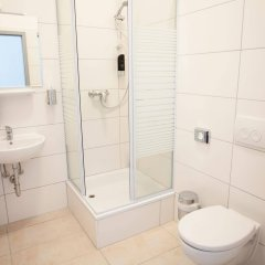 Отель Centro Hotel Boutique 56 Германия, Гамбург - 3 отзыва об отеле, цены и фото номеров - забронировать отель Centro Hotel Boutique 56 онлайн ванная