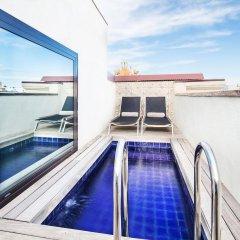 Hotel DO Plaça Reial бассейн фото 2