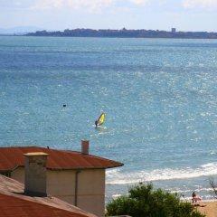 Отель Панорама Болгария, Свети Влас - отзывы, цены и фото номеров - забронировать отель Панорама онлайн пляж