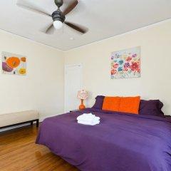 Отель LA155 2 Bedroom Apartment By Senstay США, Лос-Анджелес - отзывы, цены и фото номеров - забронировать отель LA155 2 Bedroom Apartment By Senstay онлайн комната для гостей фото 2