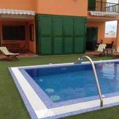 Отель Villas Las Norias Испания, Тарахалехо - отзывы, цены и фото номеров - забронировать отель Villas Las Norias онлайн бассейн фото 3