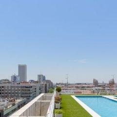Отель Charming Eurobuilding 2 Exclusive бассейн фото 2