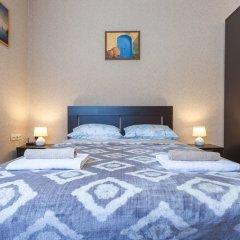 Апартаменты Комфорт на Будапештской 7 Санкт-Петербург комната для гостей фото 4