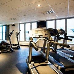 Clarion Hotel Sense фитнесс-зал