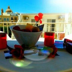 Отель Angiecasa Mariblu2 B&B Guesthouse Мальта, Шевкия - отзывы, цены и фото номеров - забронировать отель Angiecasa Mariblu2 B&B Guesthouse онлайн балкон