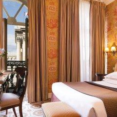 Отель Hôtel Des Grands Hommes комната для гостей