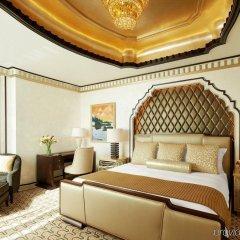 Отель The St. Regis Saadiyat Island Resort, Abu Dhabi комната для гостей