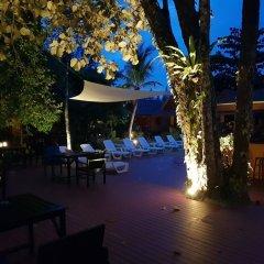 Отель Sayang Beach Resort Ланта гостиничный бар
