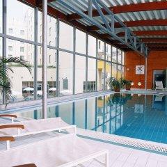 Отель Novotel Praha Wenceslas Square бассейн фото 2