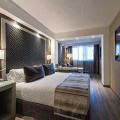 Отель Catalonia Square Испания, Барселона - 4 отзыва об отеле, цены и фото номеров - забронировать отель Catalonia Square онлайн комната для гостей фото 3