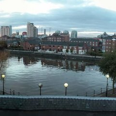Copthorne Hotel Manchester балкон