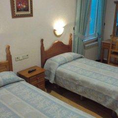Отель Hostal Zamora Испания, Мадрид - отзывы, цены и фото номеров - забронировать отель Hostal Zamora онлайн комната для гостей фото 5