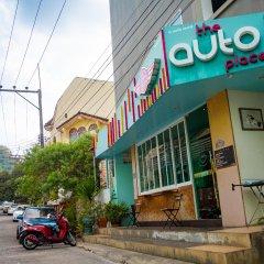 Отель The Auto Place Таиланд, Пхукет - отзывы, цены и фото номеров - забронировать отель The Auto Place онлайн вид на фасад
