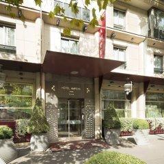 Отель Ampère Франция, Париж - отзывы, цены и фото номеров - забронировать отель Ampère онлайн фото 16