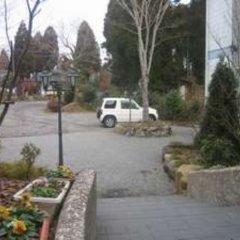 Отель Pension Bell Bird Минамиогуни парковка