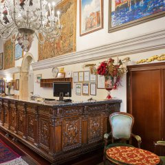 Hotel San Cassiano Ca'Favretto интерьер отеля фото 2
