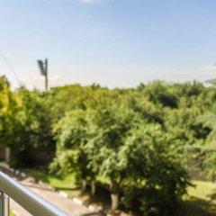 Гостиница Спортивная балкон