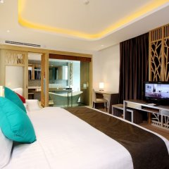 Отель Wyndham Sea Pearl Resort Phuket комната для гостей фото 8
