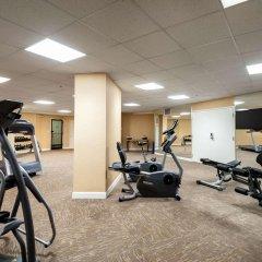 Отель Arlington Court Suites Hotel США, Арлингтон - отзывы, цены и фото номеров - забронировать отель Arlington Court Suites Hotel онлайн фитнесс-зал