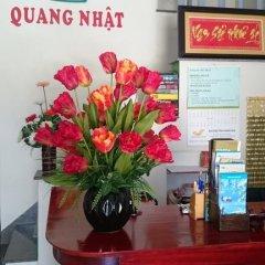 Отель Quang Nhat Hotel Вьетнам, Нячанг - отзывы, цены и фото номеров - забронировать отель Quang Nhat Hotel онлайн интерьер отеля фото 3