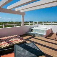 Отель PH Rick Мексика, Плая-дель-Кармен - отзывы, цены и фото номеров - забронировать отель PH Rick онлайн балкон