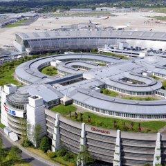 Отель Sheraton Düsseldorf Airport Hotel Германия, Дюссельдорф - 1 отзыв об отеле, цены и фото номеров - забронировать отель Sheraton Düsseldorf Airport Hotel онлайн фото 3