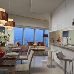 Отель Ascott Park Place Dubai гостиничный бар