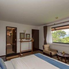 Отель Dhulikhel Mountain Resort Непал, Дхуликхел - отзывы, цены и фото номеров - забронировать отель Dhulikhel Mountain Resort онлайн удобства в номере фото 2