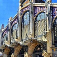 Отель València Centre Torres de Quart Испания, Валенсия - отзывы, цены и фото номеров - забронировать отель València Centre Torres de Quart онлайн приотельная территория