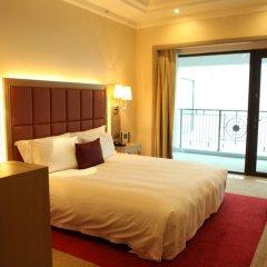Отель InterContinental Shenzhen Китай, Шэньчжэнь - отзывы, цены и фото номеров - забронировать отель InterContinental Shenzhen онлайн комната для гостей фото 2