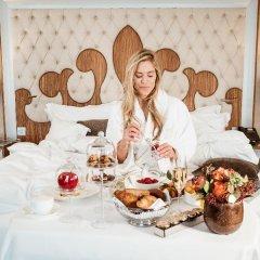 Carlton Hotel St Moritz в номере