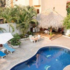 Отель Villas Mercedes Сиуатанехо бассейн