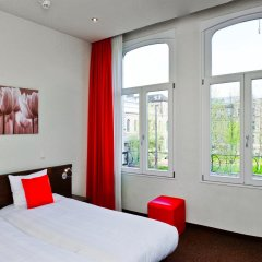 Отель Leonardo Boutique Museumhotel Нидерланды, Амстердам - отзывы, цены и фото номеров - забронировать отель Leonardo Boutique Museumhotel онлайн комната для гостей