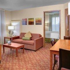 Отель TownePlace Suites Columbus Worthington США, Колумбус - отзывы, цены и фото номеров - забронировать отель TownePlace Suites Columbus Worthington онлайн комната для гостей фото 3