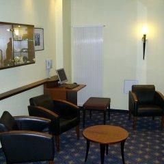 Superior Hotel Präsident интерьер отеля